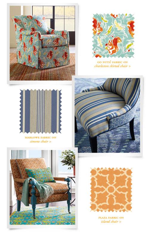 custom furniture & fabric