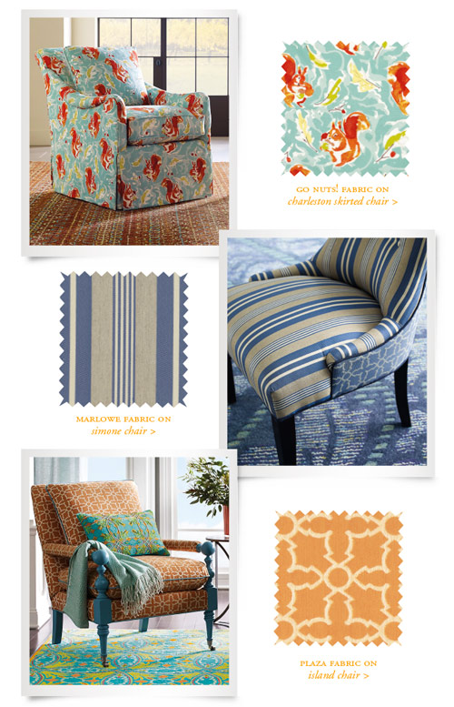 custom furniture & fabric