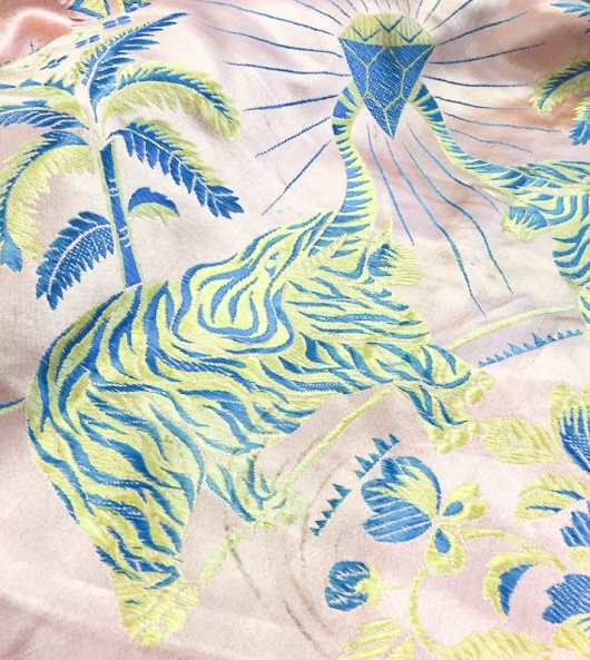 Inspiration for Indira rug