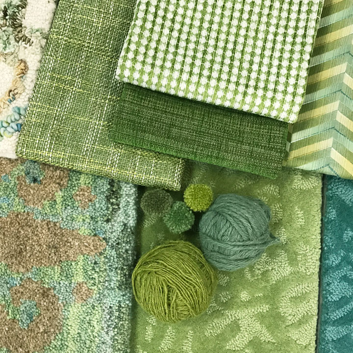 Meet Gorgeous Shades of Green